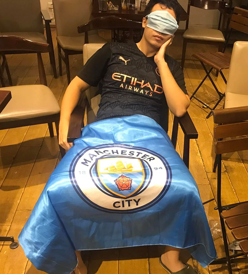 Fan Man City