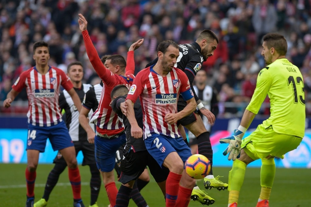 Link sopcast Levante vs Atletico Madrid 0h30 24.6